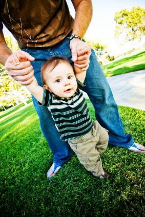 Bila Anak Saya Boleh Mula Berjalan?