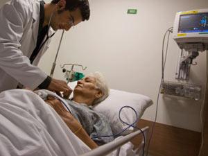 patient old